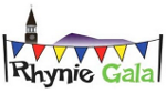 An annual event in the square at the centre of Rhynie